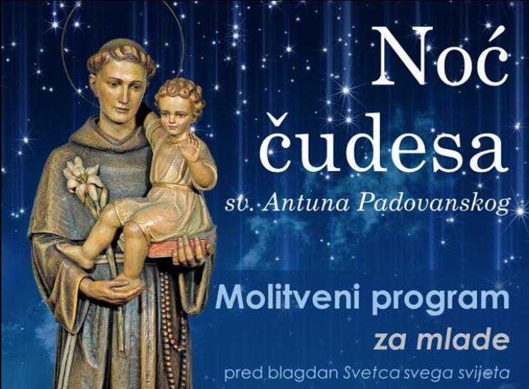Noć čudesa sv. Antuna Padovanskoga'