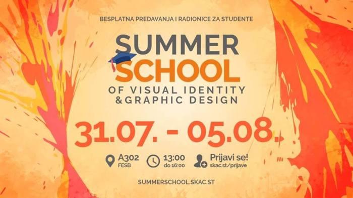 Summer School of visual identity and graphic design ljetna škola grafičkog dizajna skac split