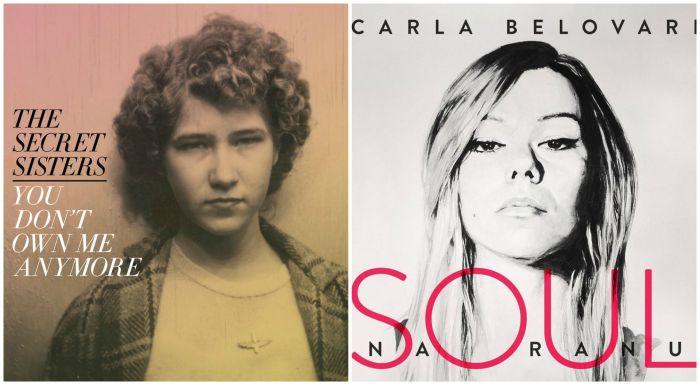 Carla Belovari The Secret Sisters