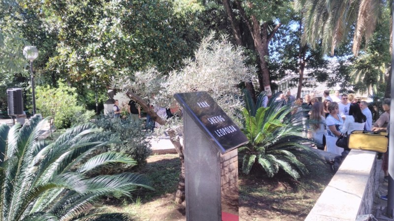 park svetog leopolda herceg novi