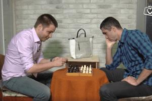 Božanstvena komedija partija šaha