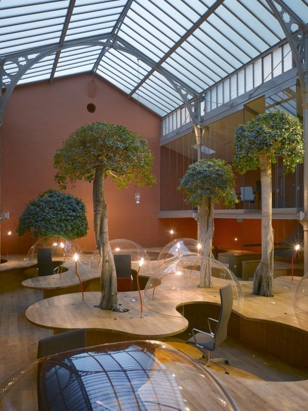 Overview Landscape Interior Design Office