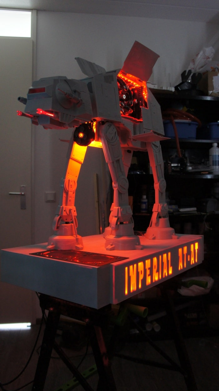 Star Wars Computer Case Mod