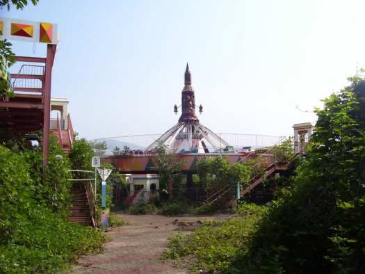 okpo land, abandoned theme park