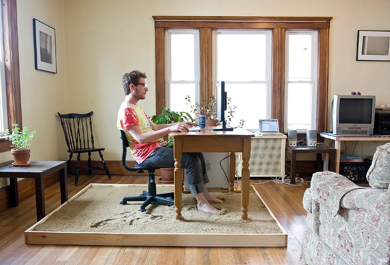 Best way to save money is a home office