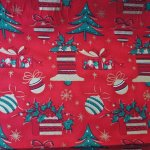 Christmas Fabric and Panels