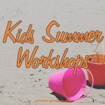 Kids Workshops 13th-22nd August