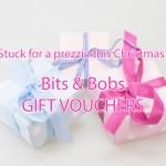 Bits & Bobs Gift Vouchers