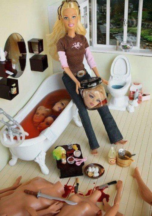 Barbie Massacre