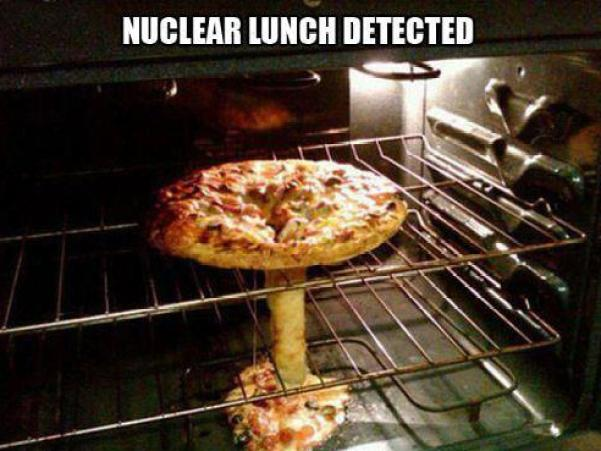 Nuclear lunch