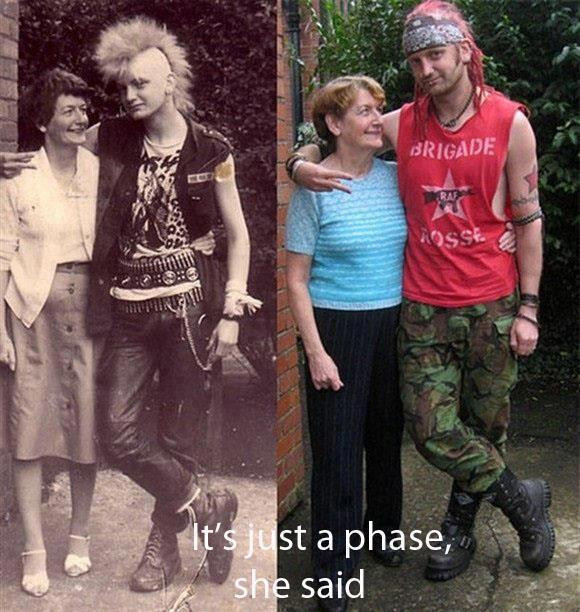 Its just a phase