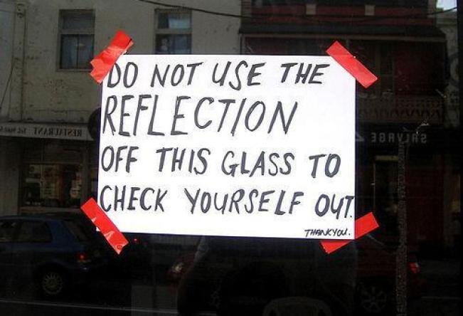 Do not use reflection