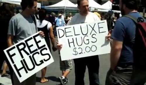 Hugs - Your Choice