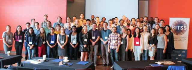 Participants and Faculty from RT2 Berkeley held June 7-9, 2017