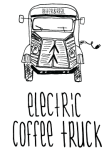 coffee catering electric coffee truck