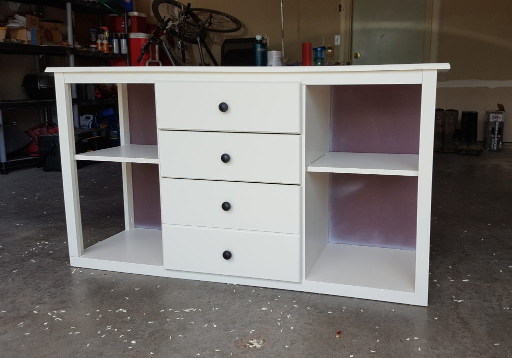 How to Refurbish an IKEA Dresser