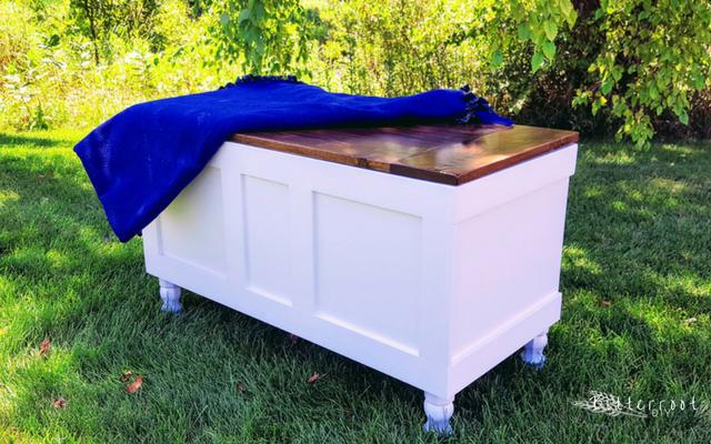 diy storage chest 3