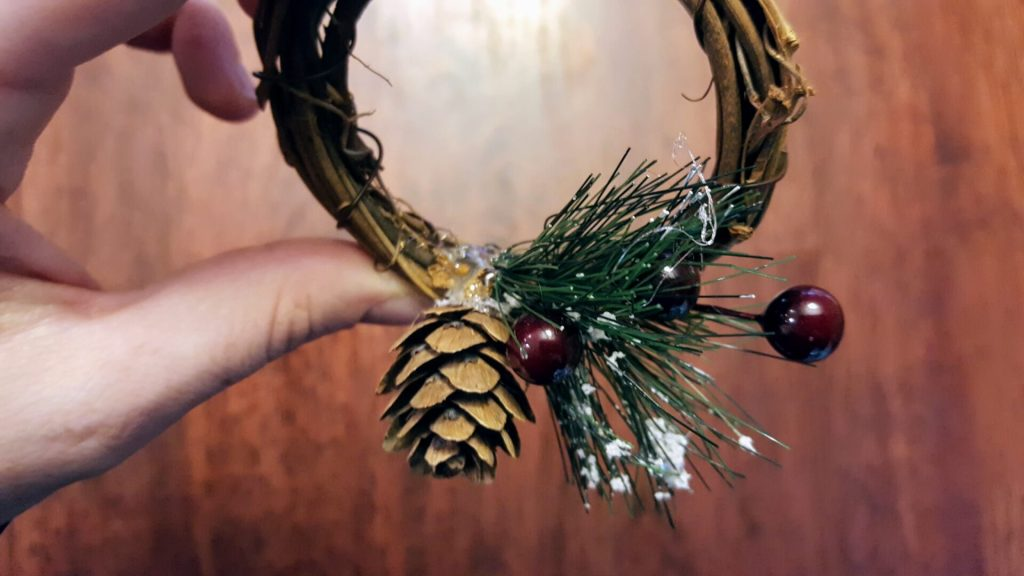 Snowbird Christmas Ornament