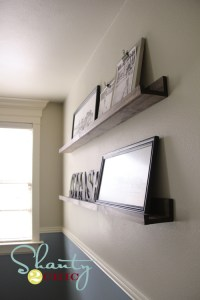 Floating Shelves by Shanty 2 Chic