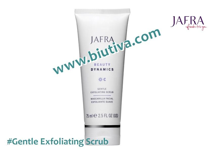 JAFRA Gentle Exfoliating Scrub-biutiva