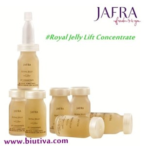 Jafra Royal Jelly Lift Concentrate_Biutiva