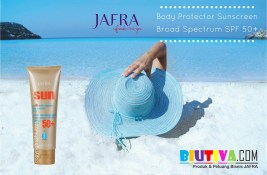 JAFRA Body Protector Sunscreen Broad Spectrum SPF 50+