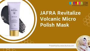 JAFRA Revitalize Volcanic Micro Polish Mask