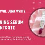 Produk JAFRA Royal Luna White Whitening Serum Concentrate