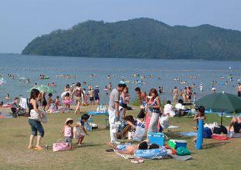 宮ヶ浜水泳場