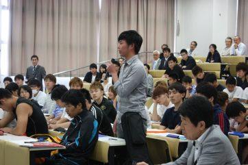 宮本慎也氏の特別講義