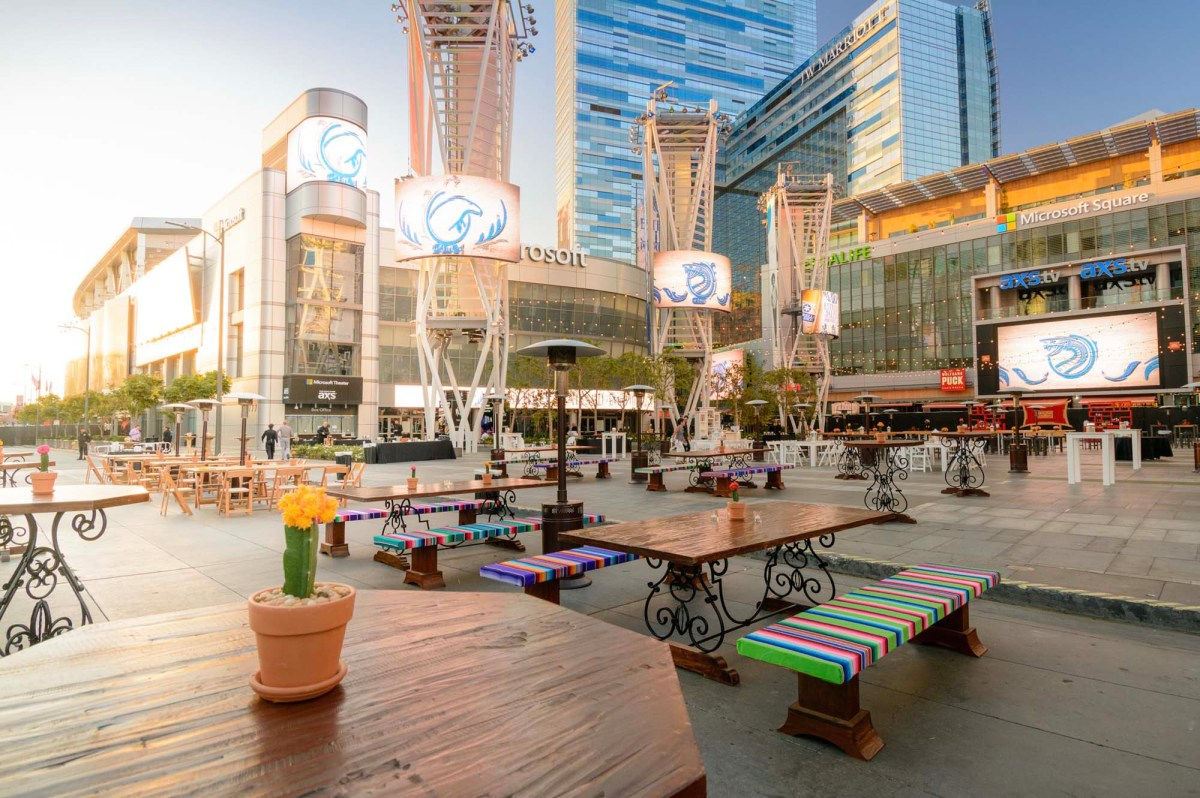 Image result for friday night block party at la live