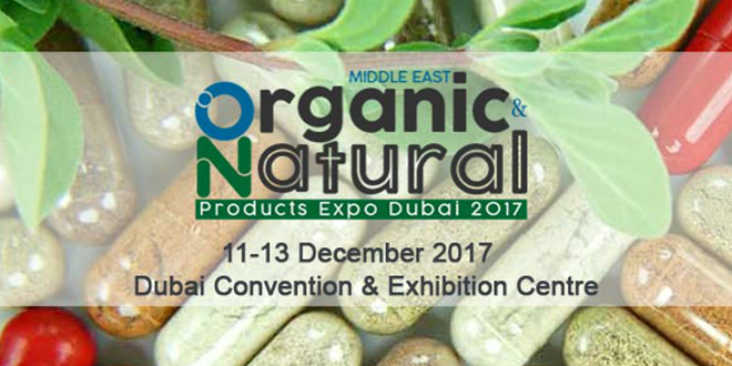 Middle East Organic and Natural Products Expo the only Expo for