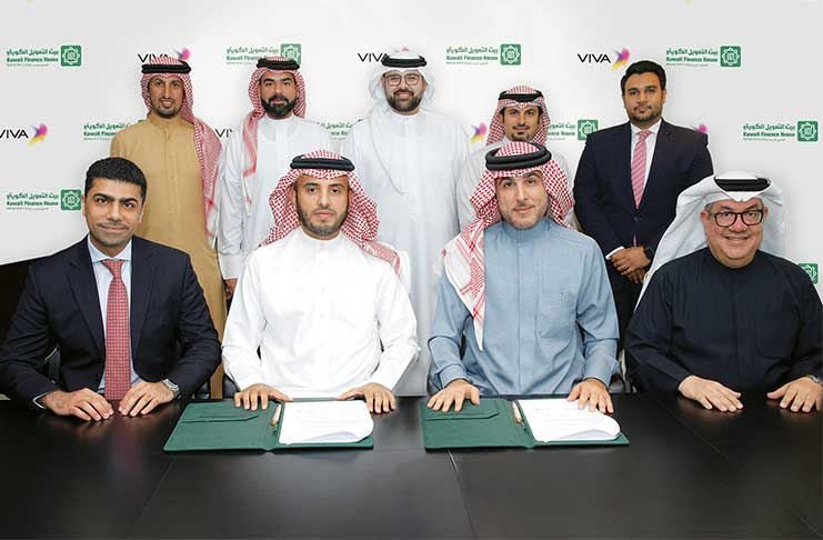 VIVA Bahrain signs an exclusive partnership with Kuwait
