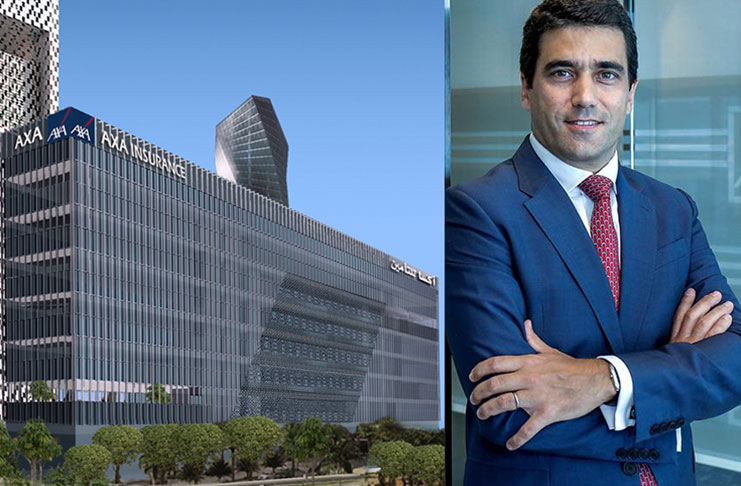 AXA signs deal with YBA Kanoo for a new real estate