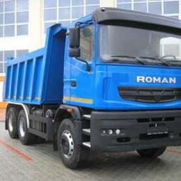 Roman Braşov a reuşit să producă un întreg autocamion în luna aprilie