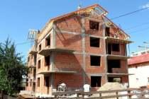 Construcția de clădiri rezidențiale, în creștere cu 87% în prima jumătate a anului 2017, față de aceeași perioadă a anului trecut