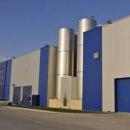 Grecii de la Olympus produc la Hălchiu al patrulea brand de lactate din România
