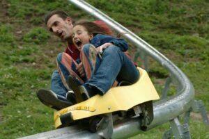Alpine coaster sanie pe sine in Austria (6)