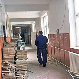 76 de școli din Brașov vor fi în șantier vara aceasta. Unele dintre acestea au intrat deja în reparații