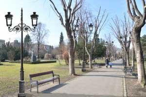 Iluminat parc Titulescu proiect pentru viitorul sistem de iluminat cum va arata