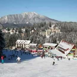 Jocuri și concursuri sportive în weekend, pe pârtia Clăbucet din Predeal