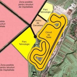 Kiss speră ca circuitul de Formula 1 din Tărlungeni să se facă în doi ani