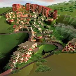 O companie israeliană vrea să construiască un proiect rezidențial de peste 200 de milioane de euro în Șcheii Brașovului