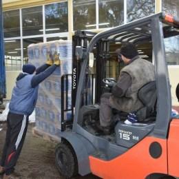 Peste 2.000 de brașoveni și-au ridicat pachetul cu alimente europene