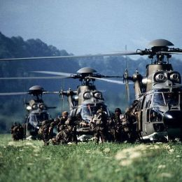 IAR Ghimbav modernizează patru elicoptere Puma pentru misiuni ONU