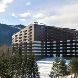 Un complex hotelier din Poiana Brașov a avut afaceri de 50 de milioane de lei anul trecut
