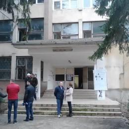 Noua casă a Liceului Sportiv a fost reamenajată în proporție de 40%
