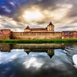 Cetatea Făgăraș, promovată pe BBC World News