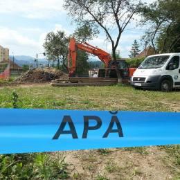 Compania Apa a atribuit un contract în valoare de peste 23 de milioane de lei, pentru extinderea rețelelor de apă și canal, unei firme din Negrești-Oaș