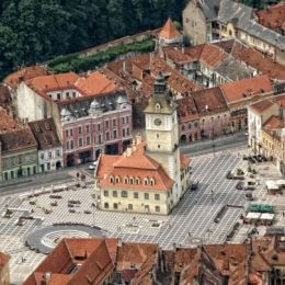 Brașovul, al patrulea oraș din țară în care românii și-ar dori să lucreze